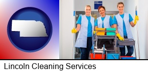 Lincoln, Nebraska - commercial cleaning service