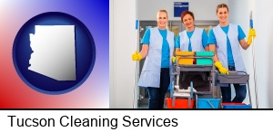 Tucson, Arizona - commercial cleaning service